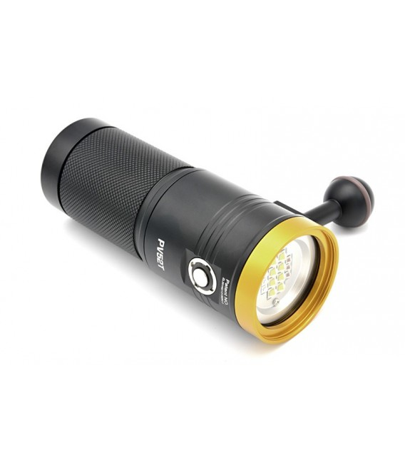 Scubalamp PV52T photo/video light