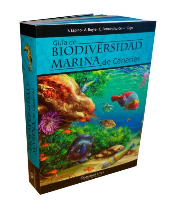 Canary Islands Marine Biodiversity Guide
