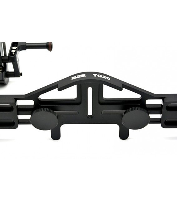 Scubalamp Double Grip Tray with trigger