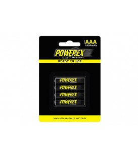 More about Powerex AAA 1000mAh (4-pack)