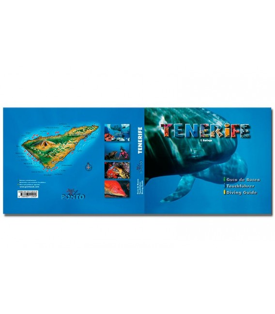 Tenerife Diving Guide soft cover