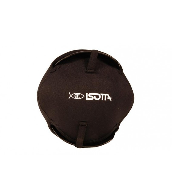 Isotta dome port cover 6""